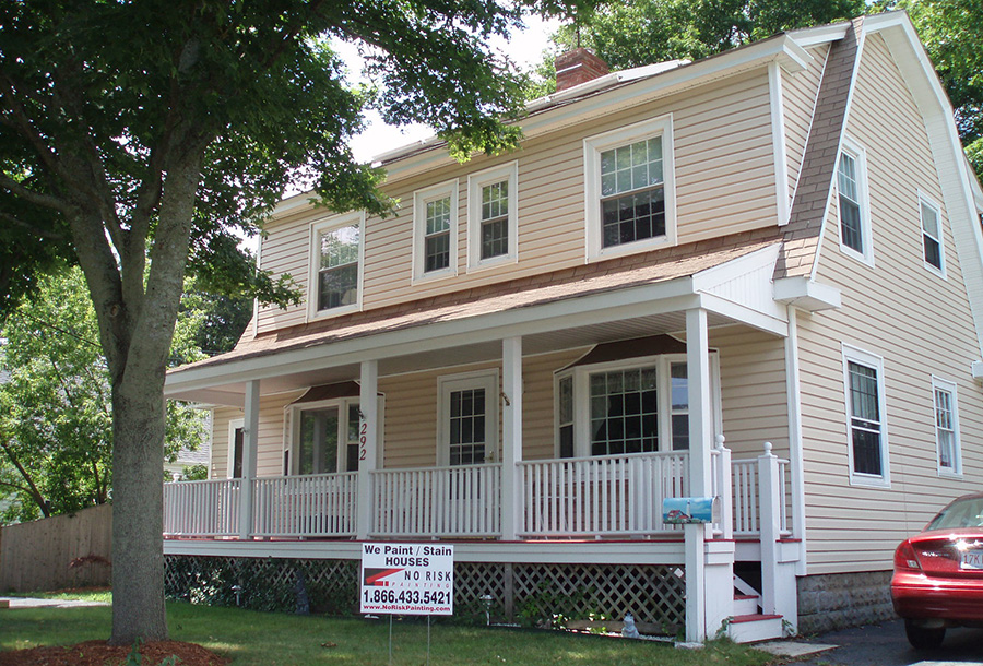 Top Trends In Exterior House Painting Manchester Nh Painter - Exterior-house-painter