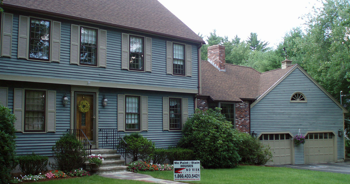 Client Satisfaction | No Risk Painting | Eastern Mass and Southern New Hampshire